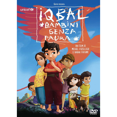 Iqbal - Bambini senza paura (DVD)