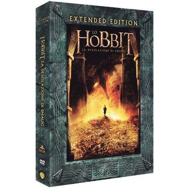 Lo Hobbit - La desolazione di Smaug (extended edition) (DVD)