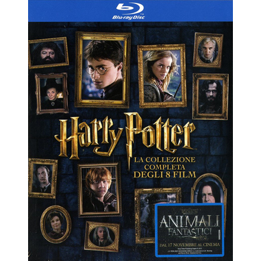 Harry Potter Complete Collection (Blu-ray) 2D Inglese Edizione ordinaria