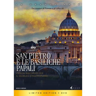 San Pietro e le Basiliche Papali di Roma (Blu-ray)