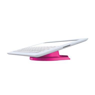 Leitz 62741023 carrello e supporto multimediale Metallico, Rosa Tablet
