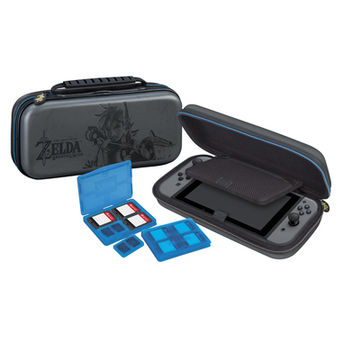 Bigben Interactive Deluxe Set Zelda Nero SWITCH
