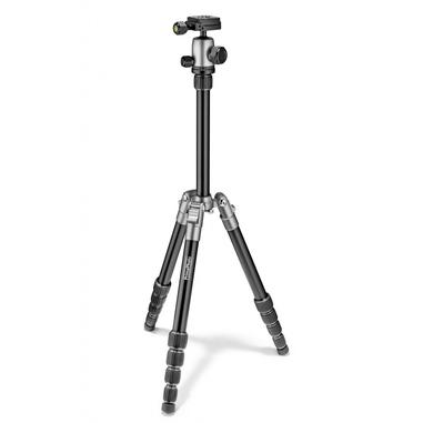 PRIMA PHTRSSL Fotocamere digitali/film Nero, Argento treppiede