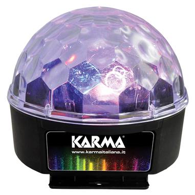 Karma Italiana DJ 355LED luci stroboscopiche
