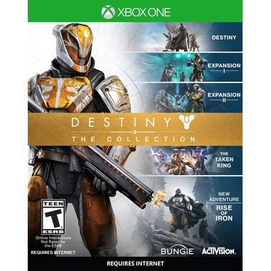 Destiny - The Collection, Xbox One