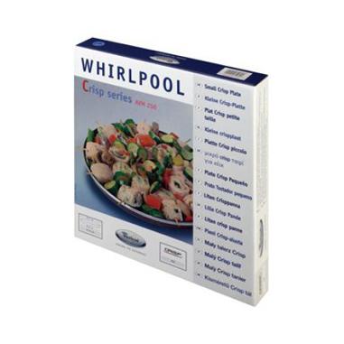 Whirlpool Piatto crisp per microonde 25 cm