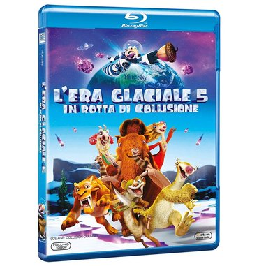 L'Era Glaciale 5 - In rotta di collisione (Blu-ray)