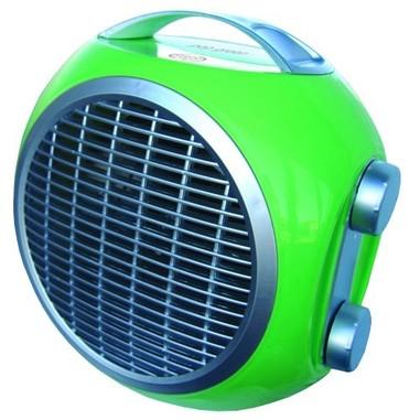 Argoclima POP GREEN Verde 2000W Ventilatore