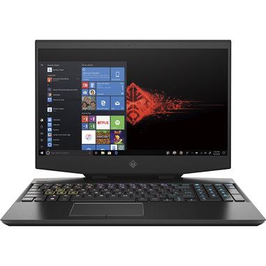 """HP OMEN 15-dh0002nl Computer portatile Nero 39,6 cm (15.6"""") 1920 x 1080 Pixel Intel® Core™ i7 di nona generazione 16 GB DDR4-SDRAM 512 GB SSD NVIDIA® GeForce® GTX 1660 Ti Wi-Fi 5 (802.11ac) Windows 10 Home"""