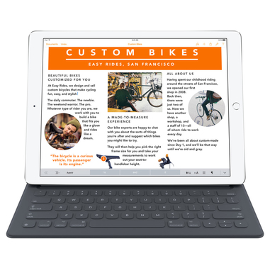 Apple Smart Keyboard per iPad Pro 12,9