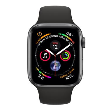Apple Watch Series 4 smartwatch Grigio OLED GPS (satellitare)