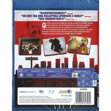 Jimmy Vestvood-Benvenuti in Amerika (Blu-Ray)