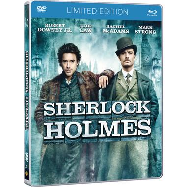 Sherlock Holmes (Blu-ray + DVD)