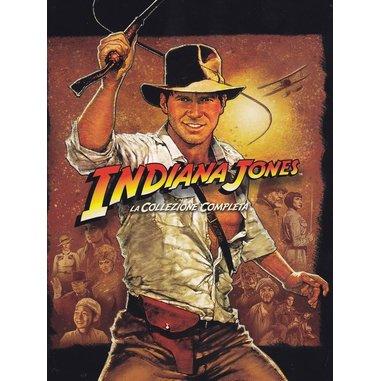 Indiana Jones - la collezione completa (Blu-ray)