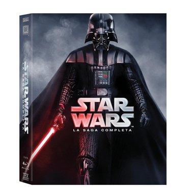 Star Wars: la saga completa (Blu-ray)