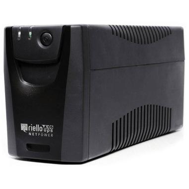 Riello Net Power 600 gruppo di continuità (UPS) 600 VA 360 W 4 presa(e) AC