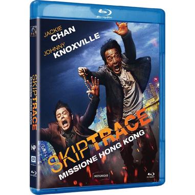 Skiptrace - Missione Hong Kong Blu-ray