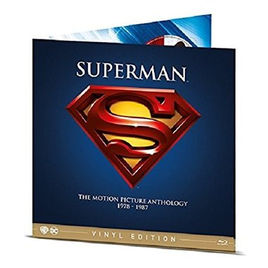 Superman Anthology - Vinyl Edition (Blu-ray)