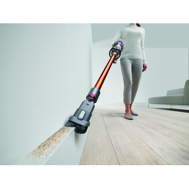 Dyson V10 Absolute Senza sacchetto Copper colour, Nichel 0,76 L