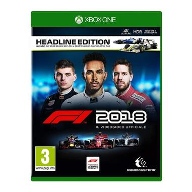 F1 2018 - Headline edition, Xbox One