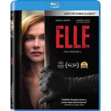 Elle, Blu-Ray Blu-ray 2D ITA