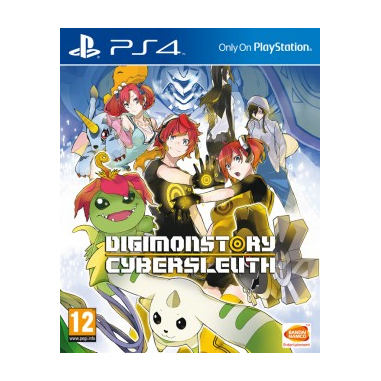 Digimon Story: Cyber Sleuth, PlayStation 4