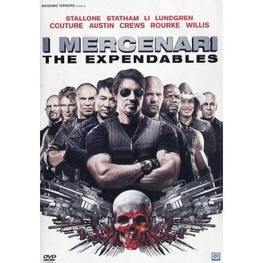 I mercenari: The Expendables (DVD)