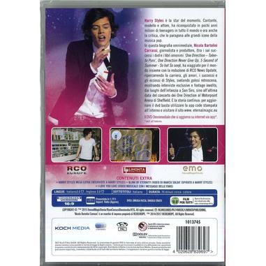 KoHarry Styles- Re del Pop (DVD)