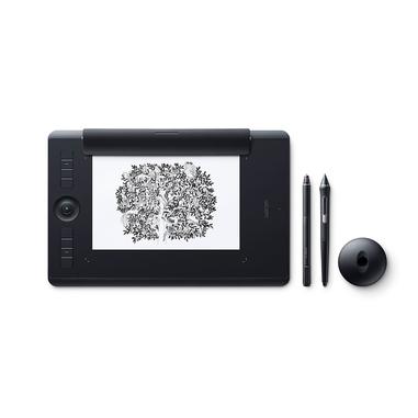 Wacom Intuos Pro Paper Edition M South tavoletta grafica 5080 lpi (linee per pollice) 224 x 148 mm USB/Bluetooth Nero