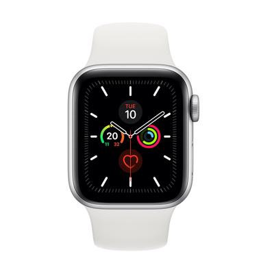 Apple Watch Series 5 40mm smartwatch Argento OLED GPS (satellitare)