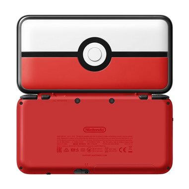 Nintendo New 2DS XL Poké Ball edizione limitata 4.88
