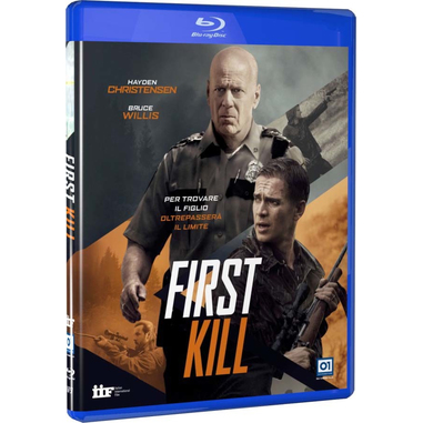 First Kill Blu-ray 2D Inglese, ITA
