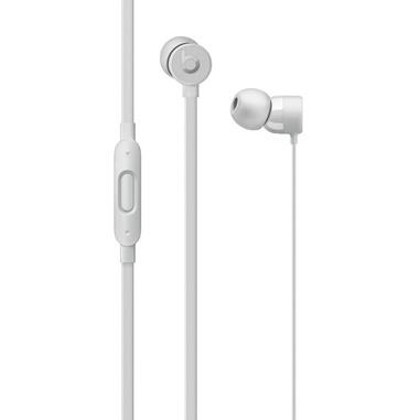 Apple Urbeats 3 auricolare in EAR con microfono e connessione lighting Argento