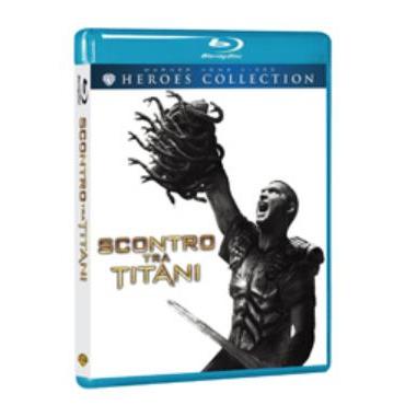 Scontro Tra Titani, (Blu-ray)