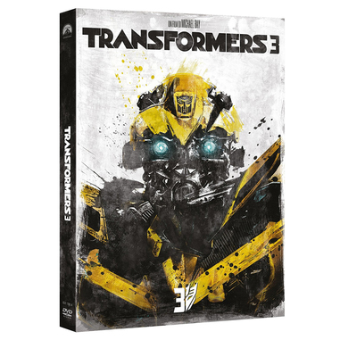 Universal Pictures Transformers 3 DVD