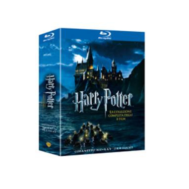 Harry Potter serie completa (Blu-ray)