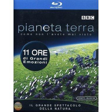 Pianeta Terra (4 Blu-ray + Booklet)