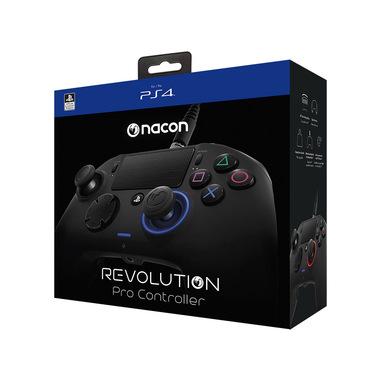 NACON Revolution Pro Gamepad PlayStation 4 Analogico/Digitale USB Nero