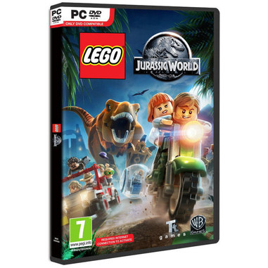 Lego jurassic world - PC