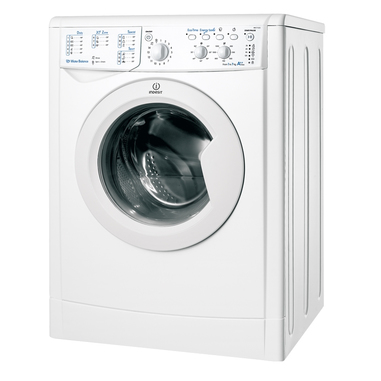 Indesit IWC 71252 C ECO EU Libera installazione Caricamento frontale 7kg 1200Giri/min A++ Bianco lavatrice
