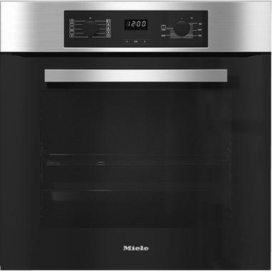 Miele H 2266 B Forno elettrico 76L 3500W A+ Nero, Acciaio inossidabile forno