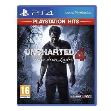 Uncharted 4: fine di un ladro (PS Hits) - Playstation 4
