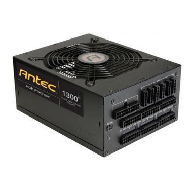 Antec HCP-1300 Platinum alimentatore per computer 1300 W ATX Nero