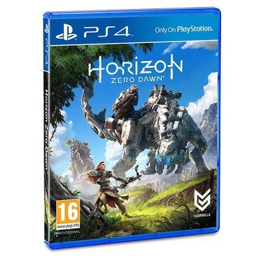Horizon: zero dawn - PS4