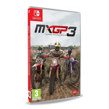 MXGP 3: The Official Motocross Videogame, Switch