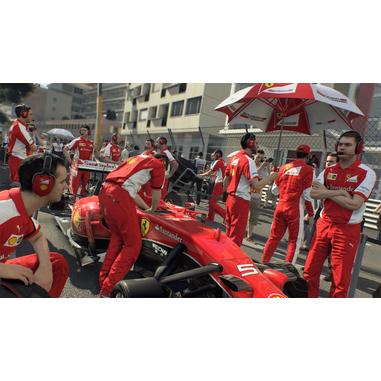 F1 2015 - PS4