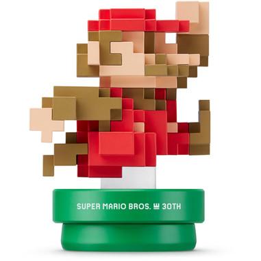 amiibo Mario 30° anniversario (colori classici)