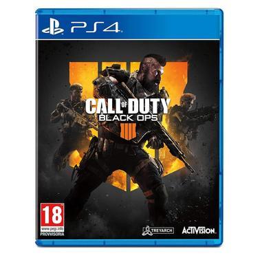 Call of Duty Black Ops IIII - PlayStation 4