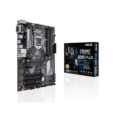 ASUS Prime B360-Plus/CSM scheda madre LGA 1151 (Presa H4) ATX Intel® B360