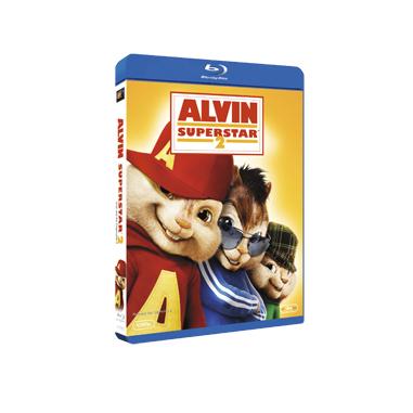 Alvin superstar 2 Blu-ray 2D
